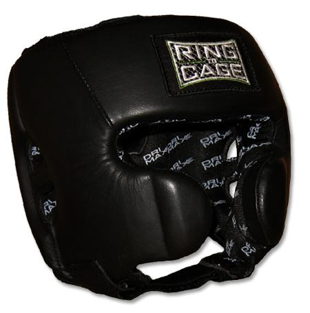 Ring To Cage Deluxe Sparring Headgear